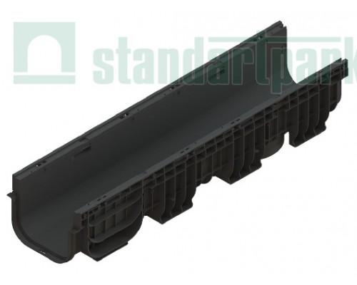 Лоток водоотводный PolyMax Basic ЛВ-20.26.20-ПП пластиковый 8540-М