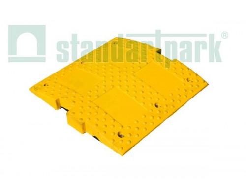 ИДН-500-1, Желтый. Усиленное крепление (средняя часть)