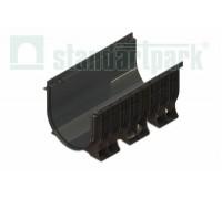 Лоток водоотводный ЛВ-50-60-56-ПП пластиковый 89001